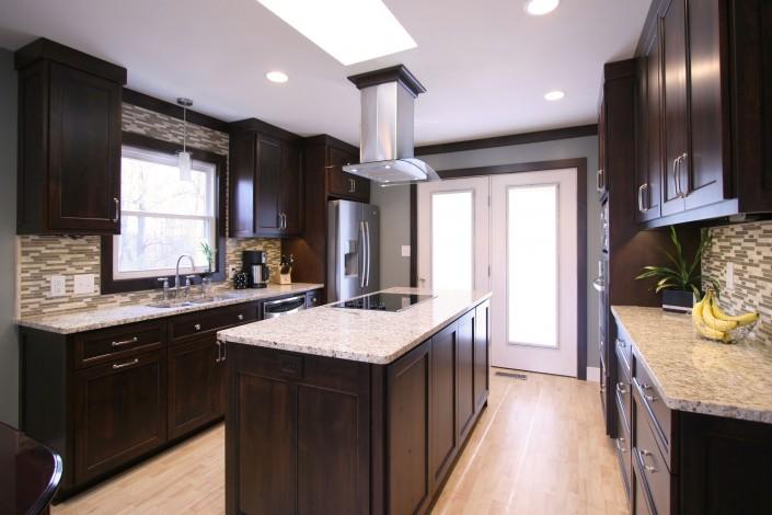 kitchen design ideas, custom cabinets