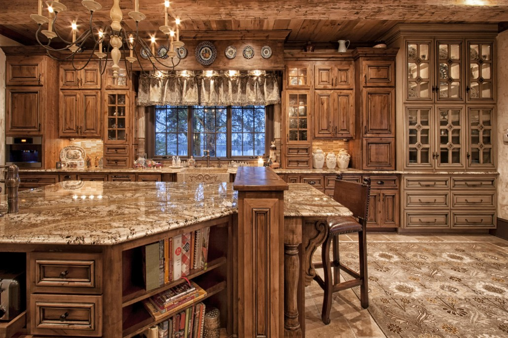 Custom Cabinet And Kitchen Design By Walker Woodworking