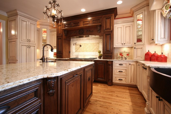 kitchen design ideas, custom cabinets